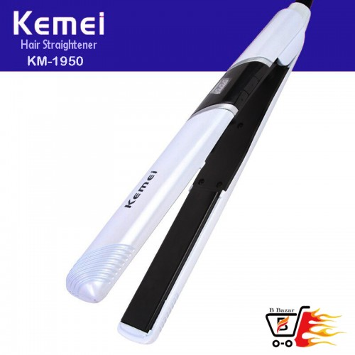 Kemei hair straightener km-1950