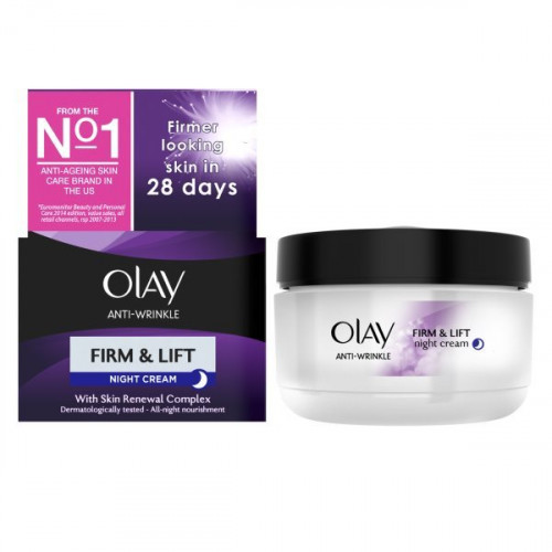 Olay Anti-Wrinkle Firm & Lift Night Cream